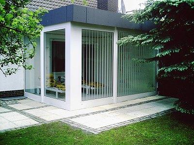 Haus Anbau Erweiterung Des Wohnraums